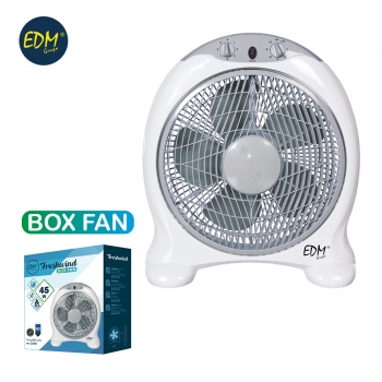 VENTOINHA BOX FAN 45W EDM