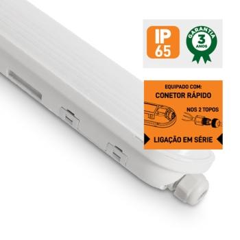 Armadura LED Alto Fluxo 21W 5000K IP65