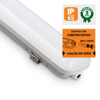 Armadura LED IP65 18W 5000K IP65