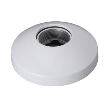 Suporte curto Dahua para instalação de cúpulas motorizadas em tetos PFB301C