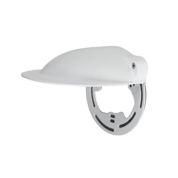Capa de chuva para cúpulas de parede ou caixa de derivação