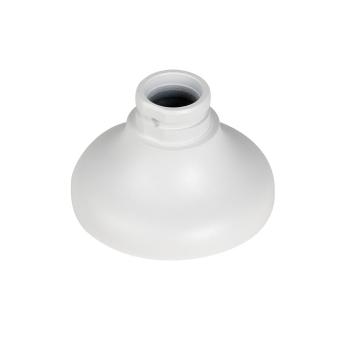 Placa adaptadora para minidomes e globo ocular