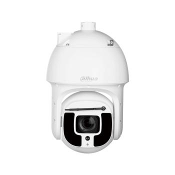Dome Motorizado IP Dahua StarLight de 240 ° / s com iluminação infravermelha de 450m, para ambiente externo SD8A240VI-HNI