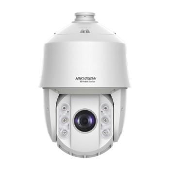 Domo Motorizado IP da Série HIKVISION® HiWatch ™ 120 ° / seg. com 150m Smart IR, adequado para ambientes externos HWP-N5225IH-AE