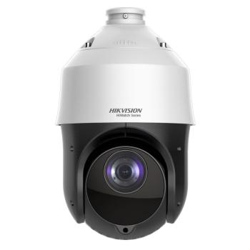 Domo motorizado IP da série HIKVISION® HiWatch ™ 80 ° / s com IR inteligente de 100m, adequado para ambientes externos HWP-N4225IH-DE