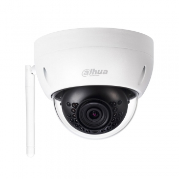 Câmera IP Mini-Dome Dahua IPC-HDBW1120E-W