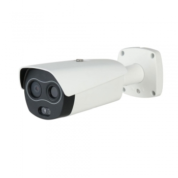 Câmera bullet térmica + visível com iluminação IR de 35 m, para exterior TC-B1
