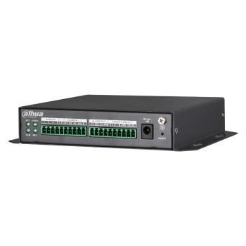 Codificador de vídeo 5 em 1 de 2 canais HDCVI / HDTVI / AHD / CVBS / IP para 2MP