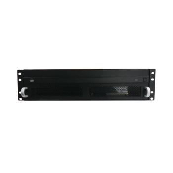 Controlador de tela múltipla para conexão de vídeo na parede de até 32 unidades de LCD
