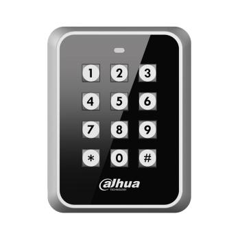 Leitor RFID EM 125KHz de controlo de acessos com teclado