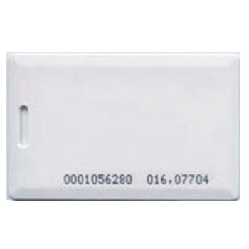 Cartão de proximidade padrão EM 10 Unidades