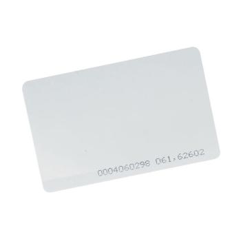 Cartão ISO MIFARE Classic EV1 7UID PVC 10 unidades