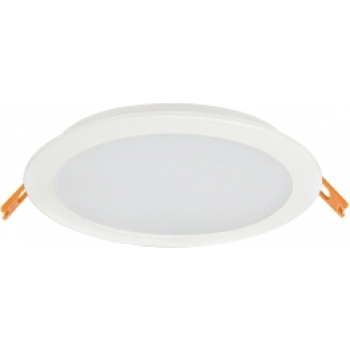 Downlight LED redondo branco ø11cm 6W 4000K PLACA LED