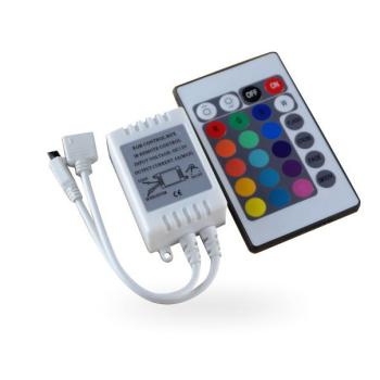Controlador IR para fita LED RGB