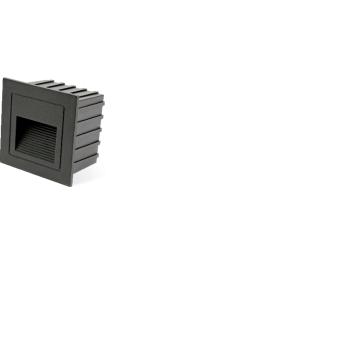 Aplique de parede LED 4W 4000K IP65 luz indirecta