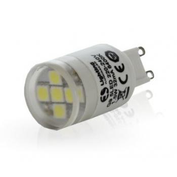 Lampada LED G9 1,5W 3000K