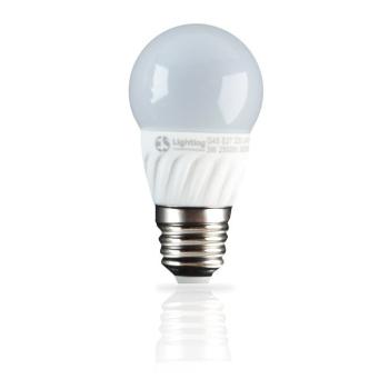 Lampada LED G45 E27 5W 3000K Cerâmica