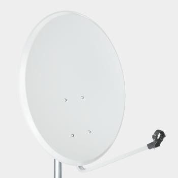 Antena parabólica 80cm c/Pé