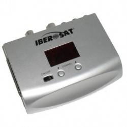 Modulador digital VHF-UHF IBEROSAT
