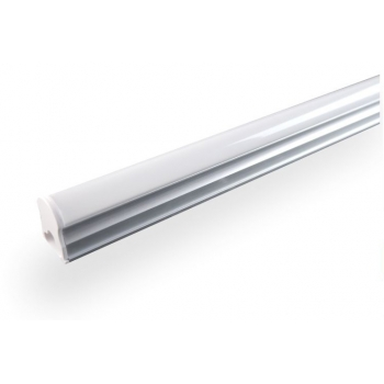 Armadura linear LED T5 18W 6400K