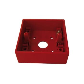 Caixa de montagem em superfície para botões de alarme KAC