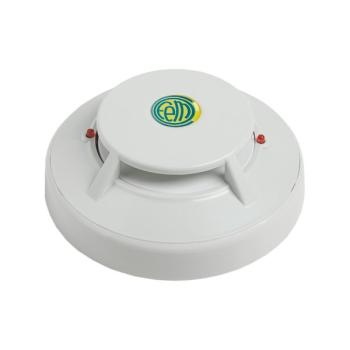 Detector termovelocimétrico convencional para detecção de incêndio