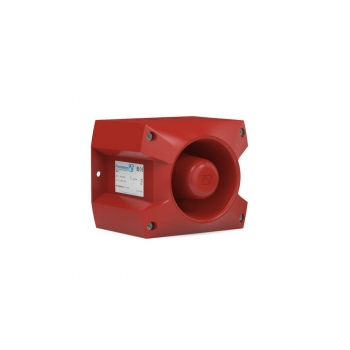 Sirene 10-60VDC, 105 db, IP 66