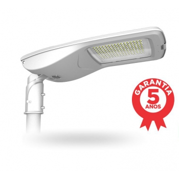 Luminaria de rua LED 90W 5000K IP66 PROFISSIONAL