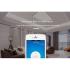 Interruptor Tátil de embutir WiFi para controlável por telemóvel compativel com amazon echo, google home