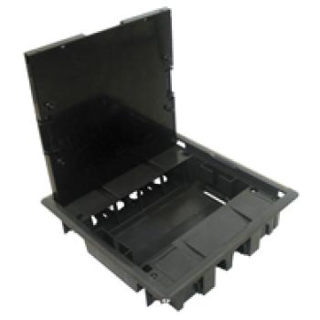 Caixa de chão 16 módulos 83008CAT EFAPEL