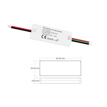 Controlador CCT RF ( Temperatura de cor regulável ) ESL6904
