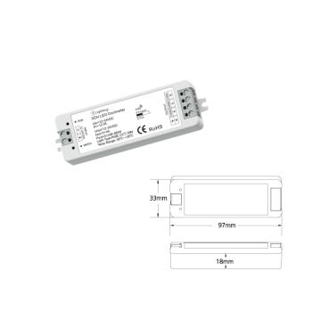 Controlador RGB / CCT DIM RF ESL6905