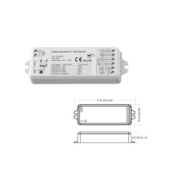 Controlador BLUETOOTH 5 em 1 ESL7902