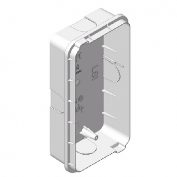 Caixa de encastrar LSI para botoneira LITHOS